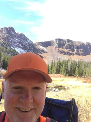 Steve Cosgrove Hunting in Colorado